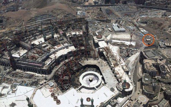 Так сегодня выглядит место, где родился Пророк Мухаммад (ﷺ)