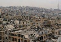 Минобороны РФ: За сутки в Алеппо сдались 728 боевиков