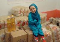 Фонд Кадырова раздал неимущим 23 тысячи мешков провизии в честь Маулида