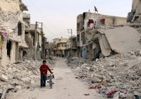 Алеппо освобожден от боевиков