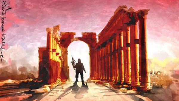 Возвращение ИГИЛ в Пальмиру