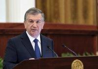 Шавкат Мирзиеев вступил в должность президента Узбекистана