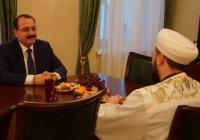 Муфтият Татарстана посетил Посол Сирии в РФ