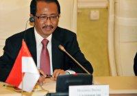 Посол Индонезии в РФ встретился с президентом РТ