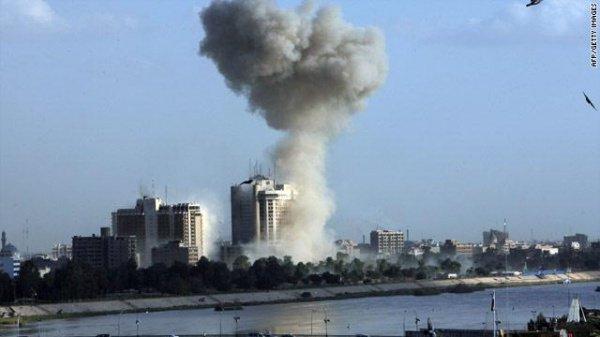 Ни одна из террористических группировок, действующая в Ираке, не взяла на себя ответственность за случившееся