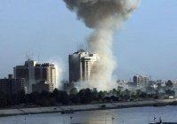 В Багдаде прогремел двойной взрыв