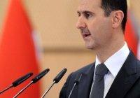 Асад: США поддерживает террористов ИГ