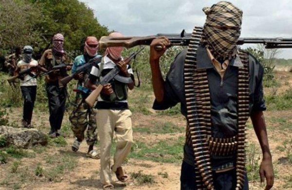 """""""Боко Харам"""" — радикальная группировка, действующая преимущественно в Нигери"""