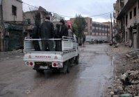 Генштаб РФ: Из Алеппо эвакуированы пять тысяч боевиков
