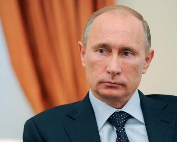 Глава РФ Владимир Путин
