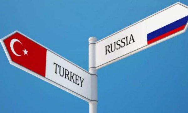 Россия и Турция: внешнеэкономические связи