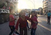 Сирийские дети получат подарки от России