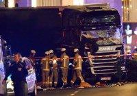 СМИ: террорист, протаранивший толпу в Берлине, - беженец