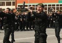 В Сирию отправляются 1200 чеченских спецназовцев
