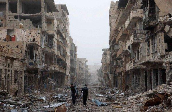 Война в Сирии продолжается с 2011 года.