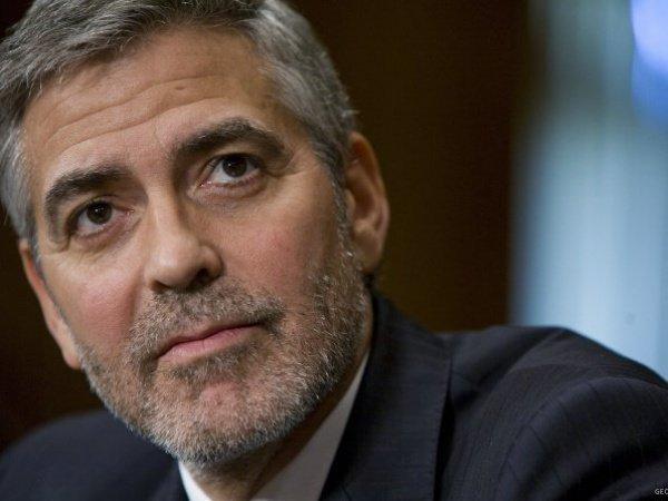 Джорж Клуни собирается снять фильм о«Белых касках»