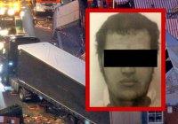 Опубликовано фото предполагаемого террориста из Берлина