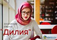 """Мусульманское имя, означающее """"подобная сердцу"""""""