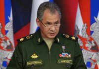 Шойгу: Россия прервала цепь «цветных революций» на Ближнем Востоке