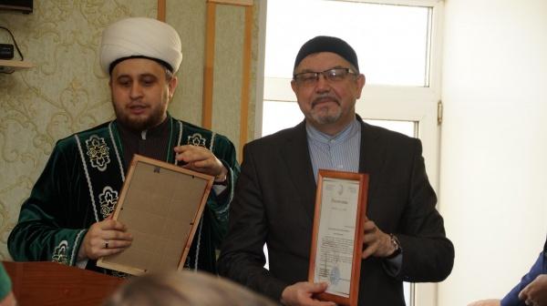 Медресе имени 1000-летия принятия ислама отметило 25-летие