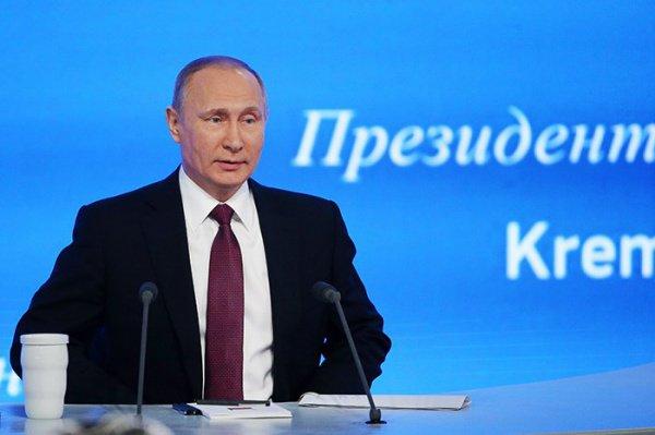 Путин поддерживает зачистку банков, проводимуюЦБ