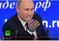 """Владимир Путин: """"Куда мы без татар?"""""""