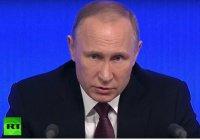"""В. Путин: """"Не стоит ставить ислам и терроризм в один ряд"""""""