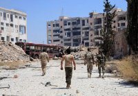 Боевики казнили в Алеппо 100 сирийских военнослужащих