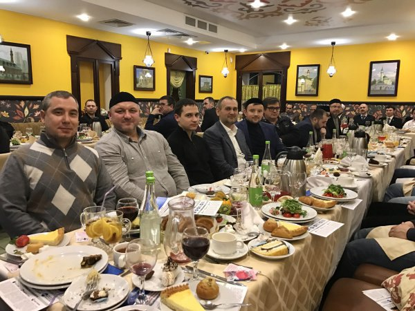 В Казани прошел II Всероссийский съезд предпринимателей-мусульман