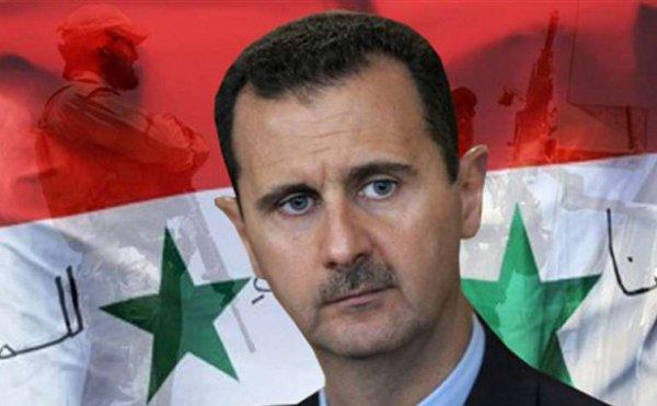 Соболезнования Башара Асада.