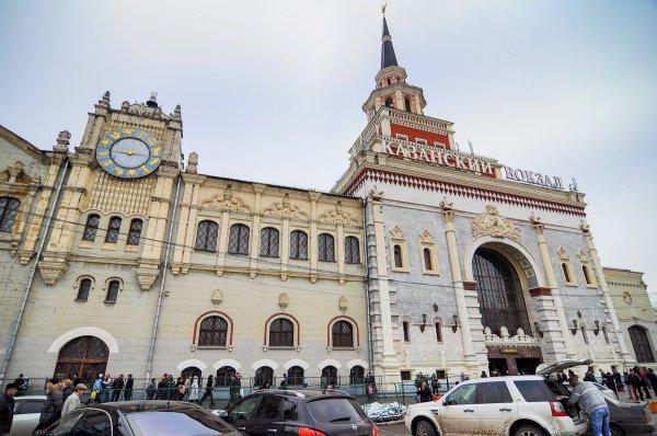 Взрывные устройства на московских вокзалах.