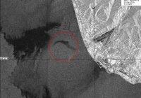 Спутниковое фото места крушения Ту-154 опубликовано в сети