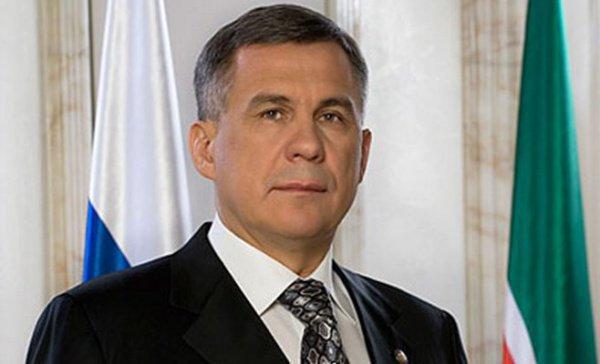 Соболезнования президента Татарстана.