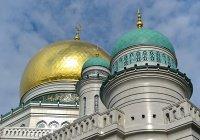 В Московской соборной мечети помолились о жертвах крушения Ту-154