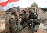 Эксперт: сирийские войска могут освободить Пальмиру через месяц