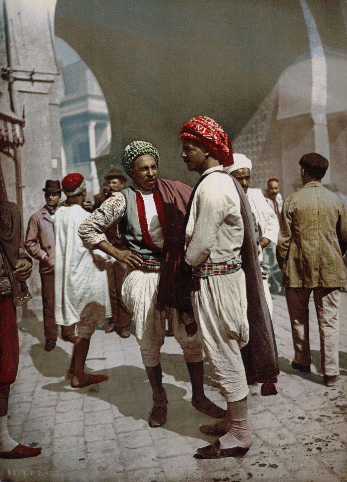 Тунисские арабы