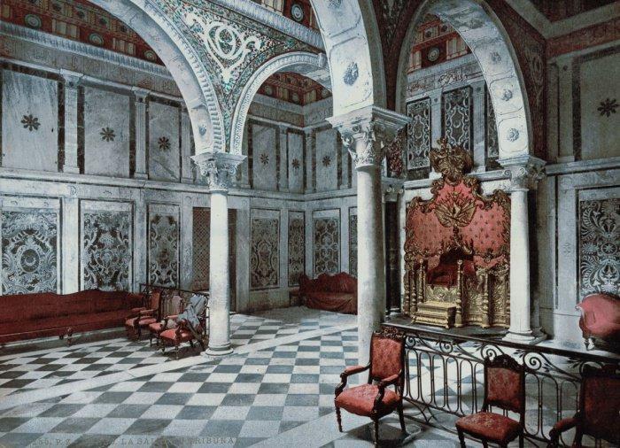 Судебная палата дворца Бардо