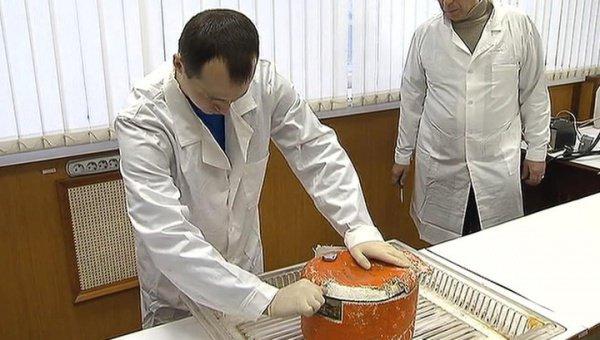 """Эксперты начали анализ """"черных ящиков""""."""