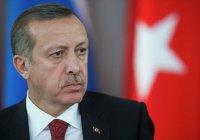 Эрдоган: США оказывают поддержку террористам ИГИЛ