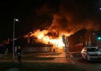 В исламском центре Нидерландов произошел пожар