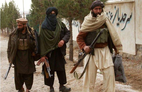 """Боевики """"Талибана""""."""