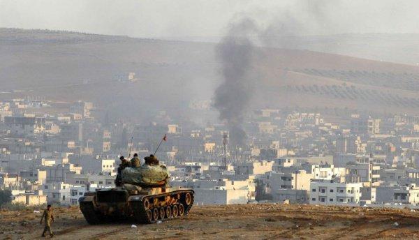 О будущем Сирии и дальнейших действиях Турции