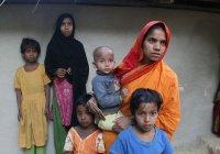 Евросоюз выделил мусульманам-рохинья € 300 000