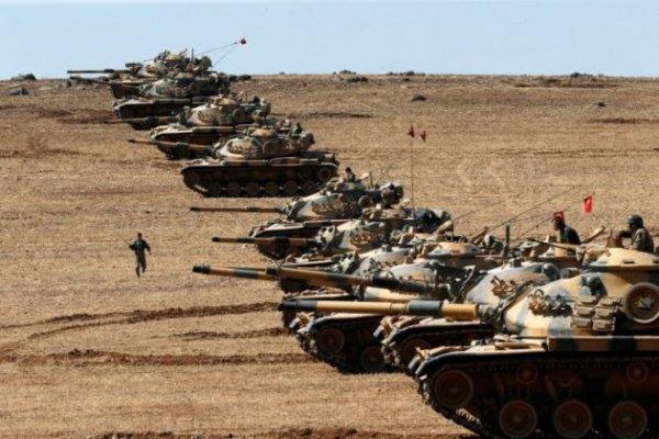 Главарь ИГИЛ уничтожен турецкими ВВС около города Дабик
