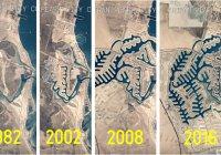 5 видео покажут, как изменился Ближний Восток за 33 года