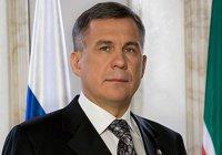 Рустам Минниханов выразил соболезнования Минтимеру Шаймиеву в связи с кончиной родной сестры