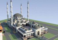 ДУМ Крыма: строительство Соборной мечети идет по графику