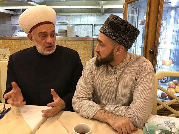 К.Самигуллин: «Ученые Сирии прекрасно знают татарских богословов..»