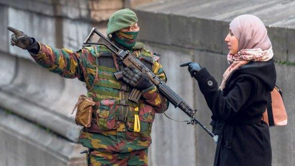 Исламофобия в Бельгии.