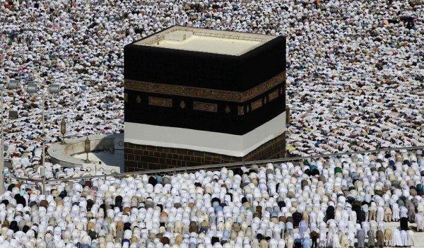 В Саудовской Аравии начали подготовку к Хаджу-2017.